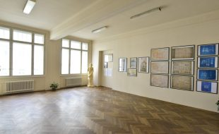 Boardroom - National House in Smichov