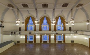 Great hall - National House in Smichov